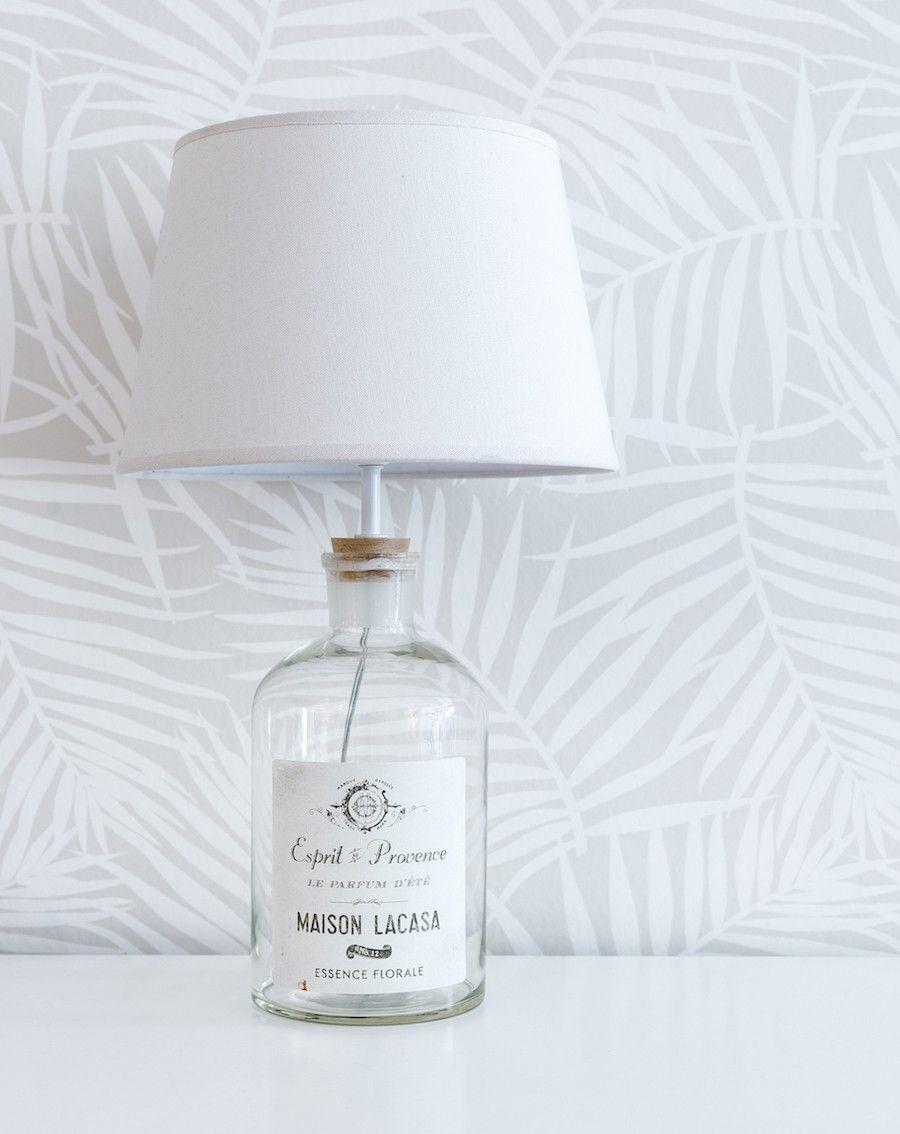 Maison lampara de mesa
