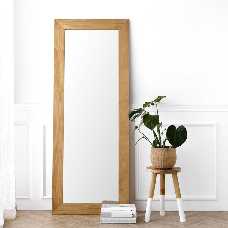 Lise espejo natural 180X70