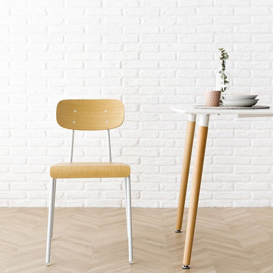 Klif Cadeira Branca