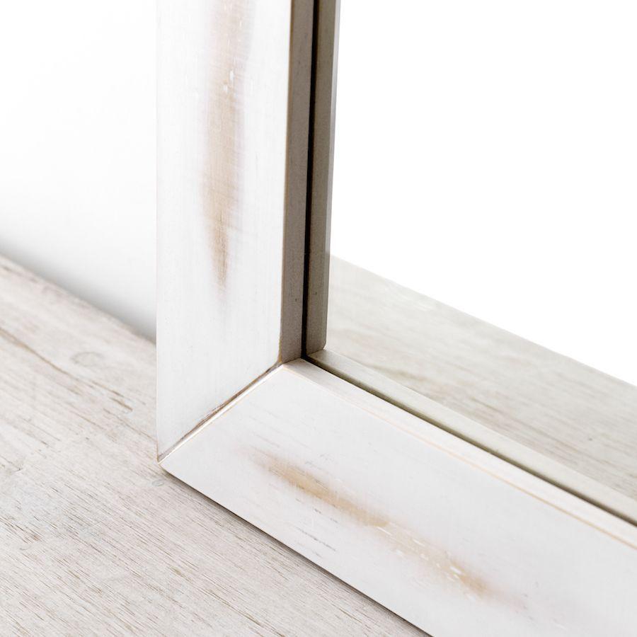 Lise espejo blanco 60X90