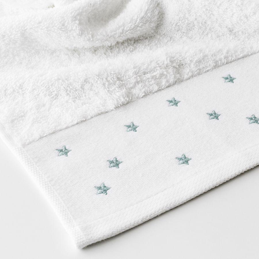 Stars set de toallas menta