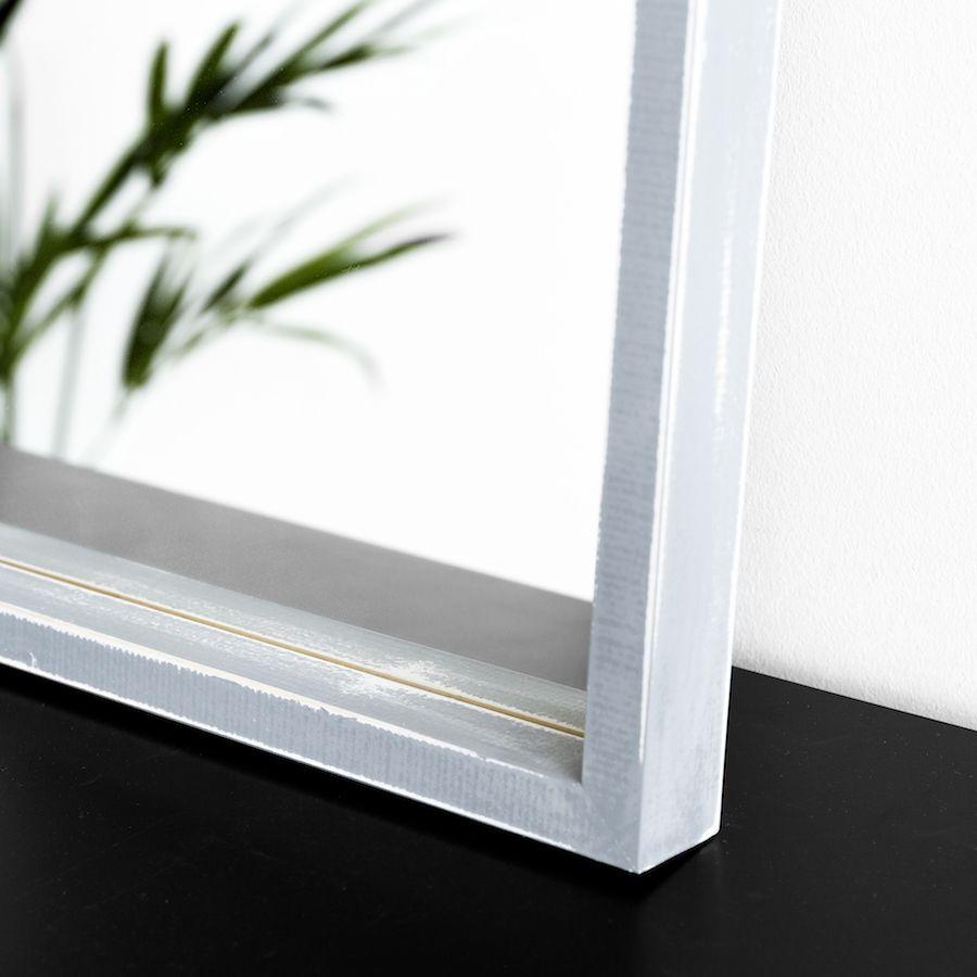 Luci espelho 60x90 cinzento