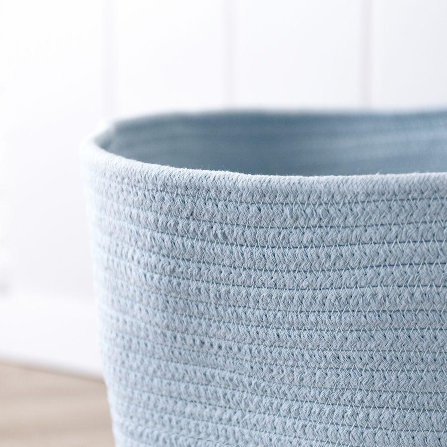 Meal cesto azul suave