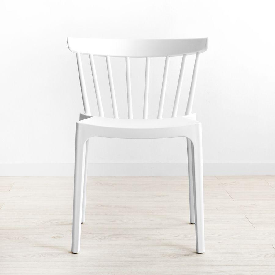 Nobu silla blanca