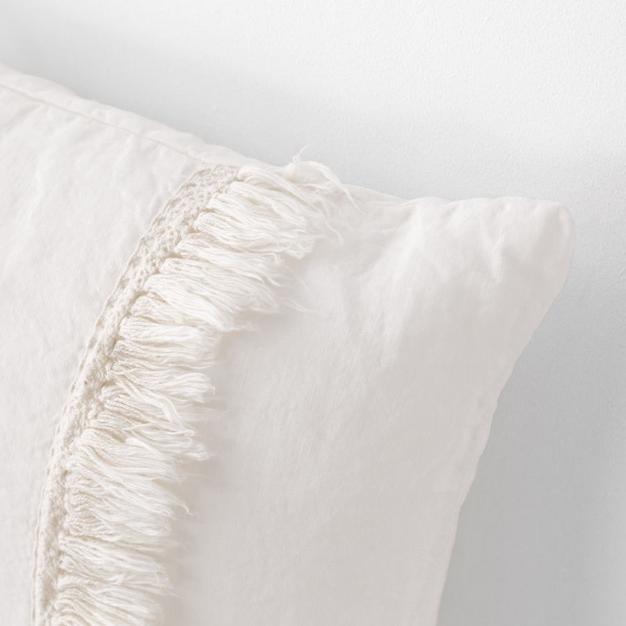 Aline almofada 45x45 branca