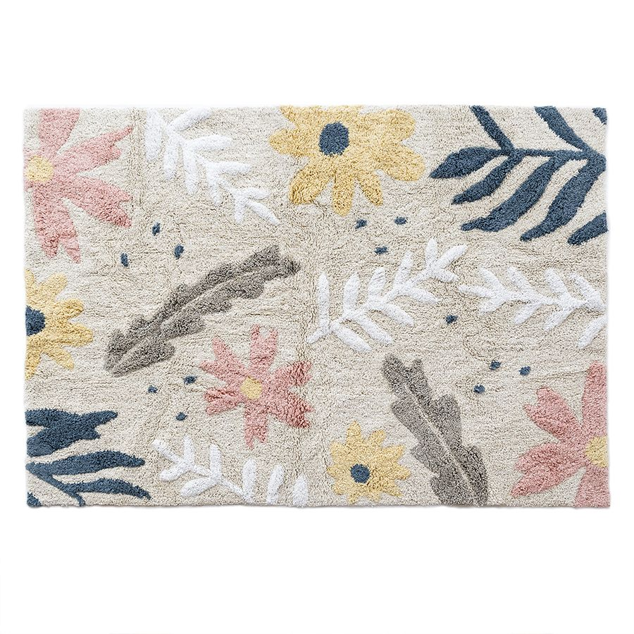 Libby alfombra beige lavable