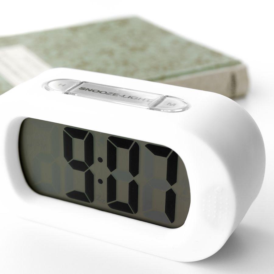 Line reloj blanco