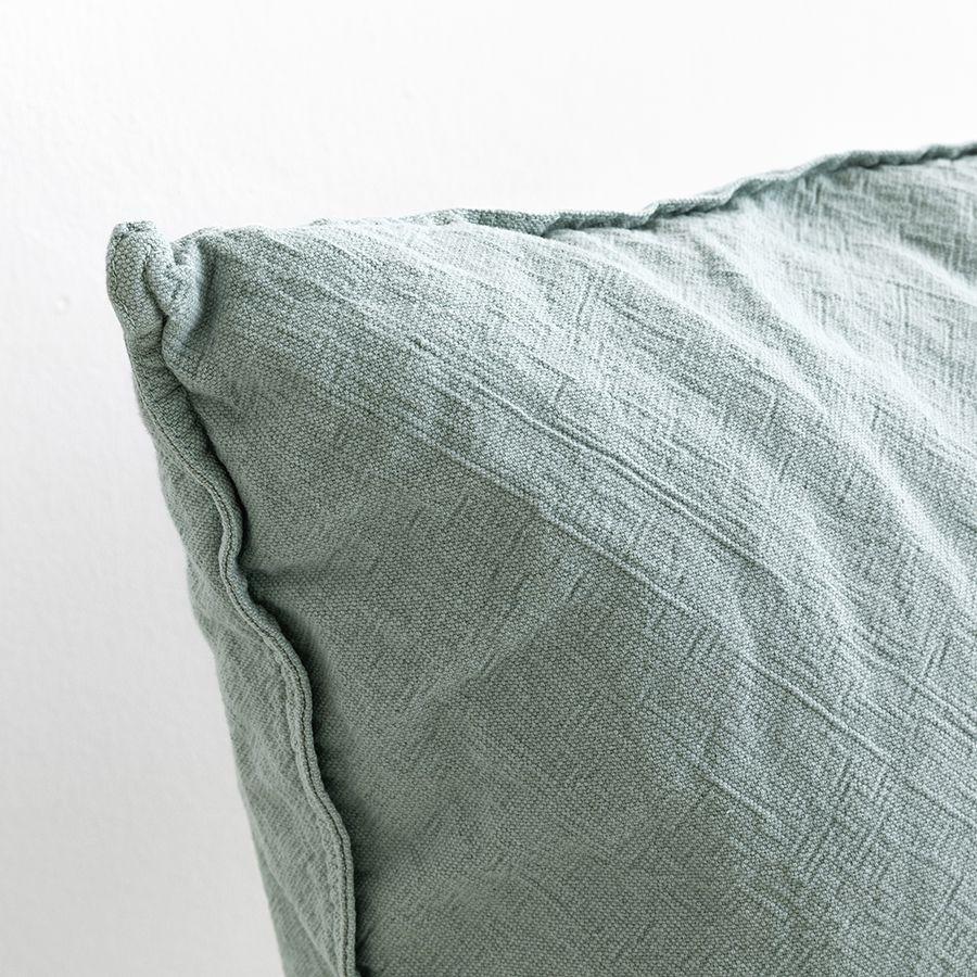 Textura almofada menta