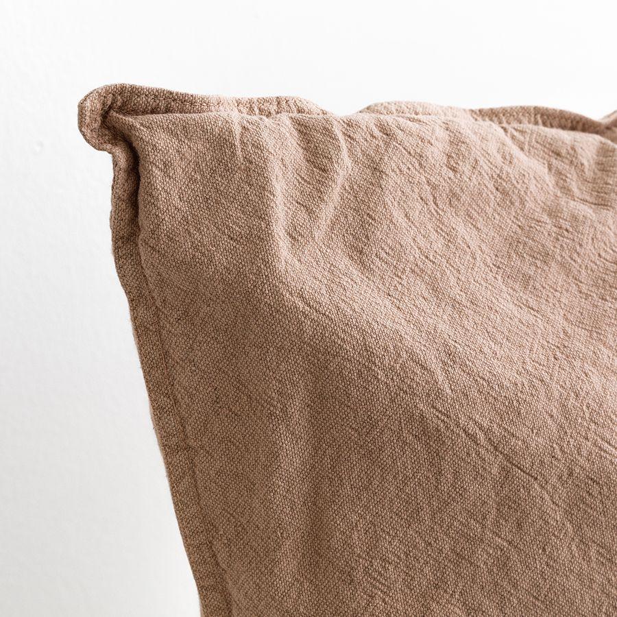 Textura cojín rosa