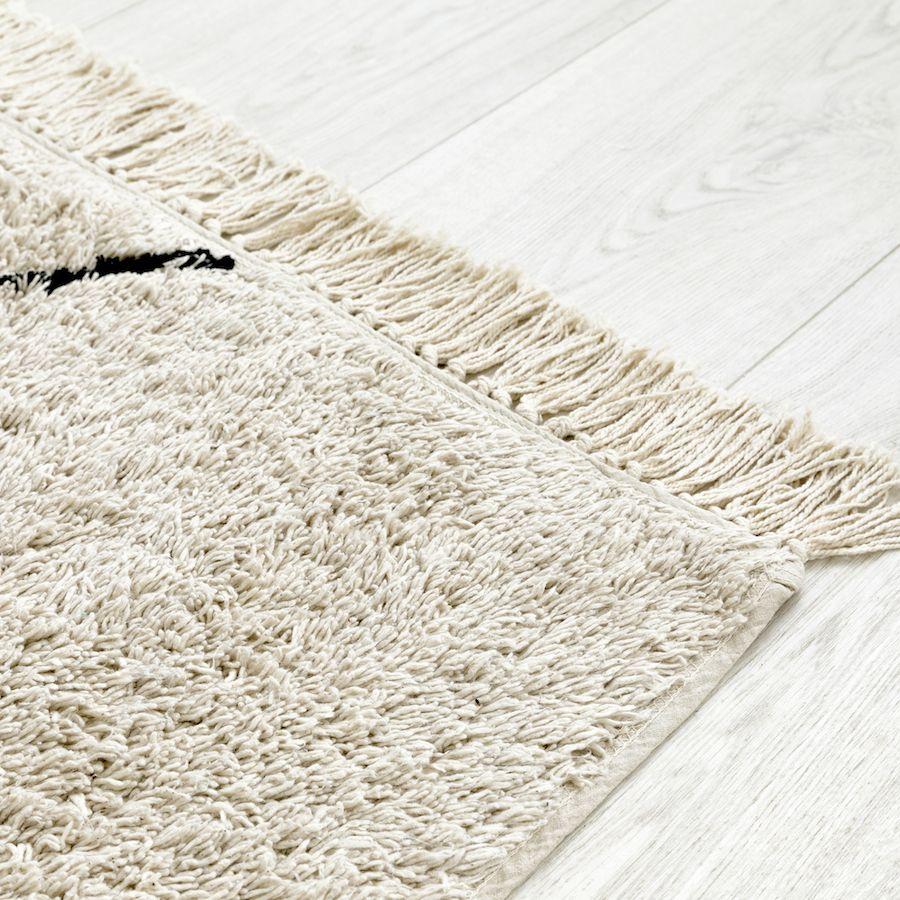 Lura tapete lavável