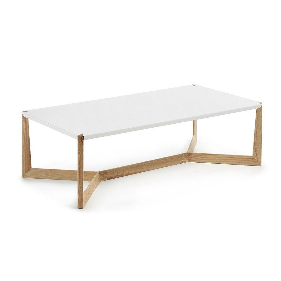 Carla mesa centro branca