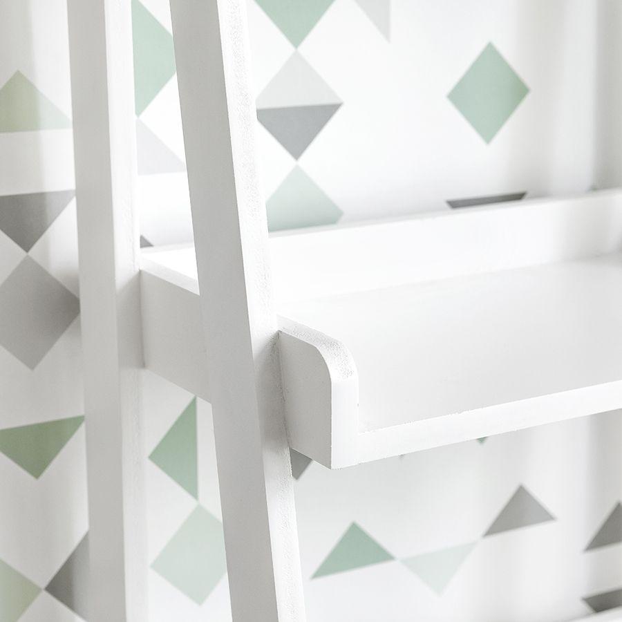 Boira escada estante para chão infantil