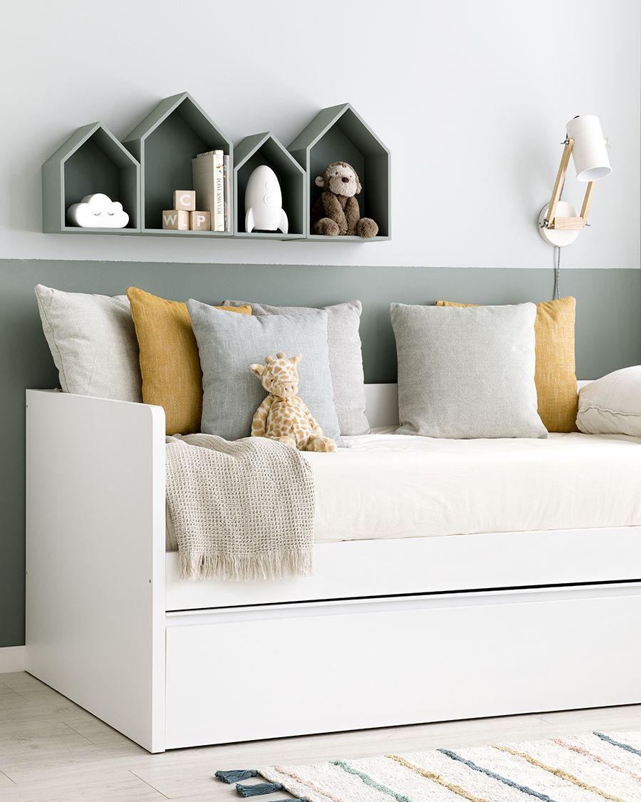 Line cama gavetão