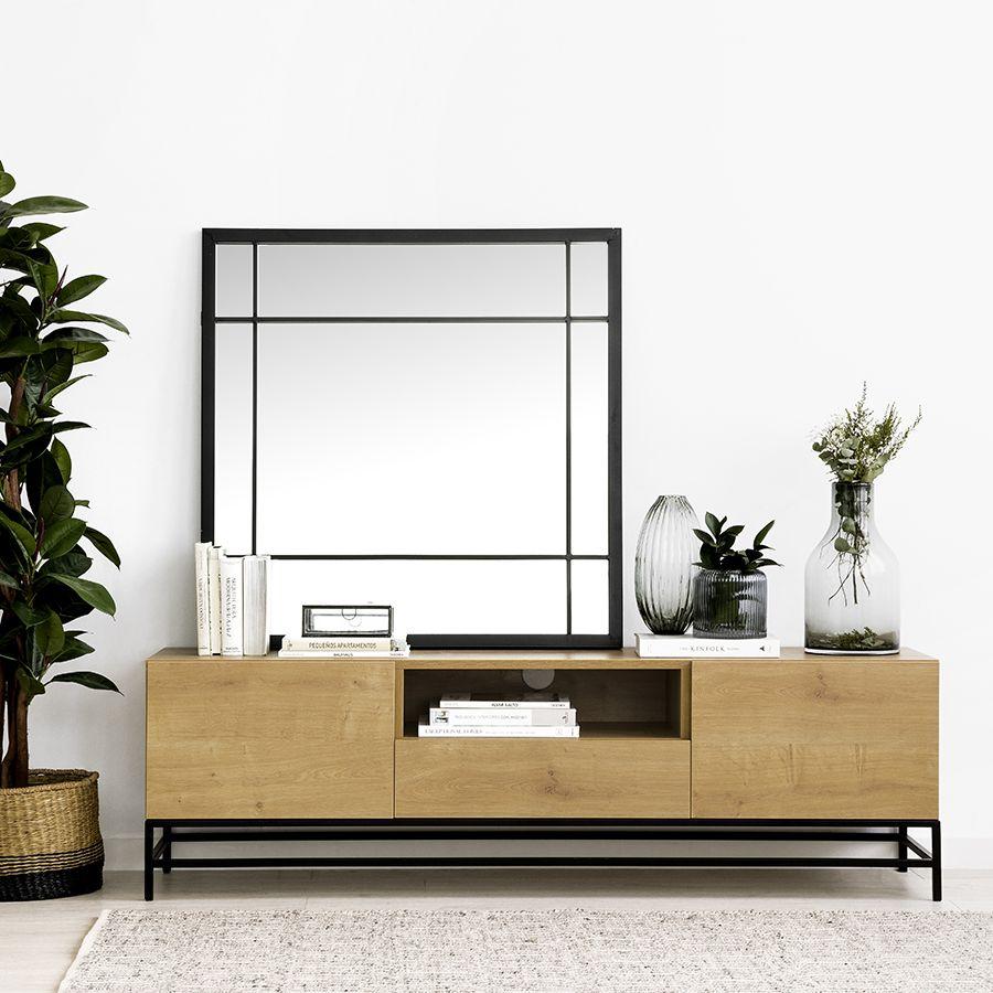 Ellen mueble de TV 160 cm con patas
