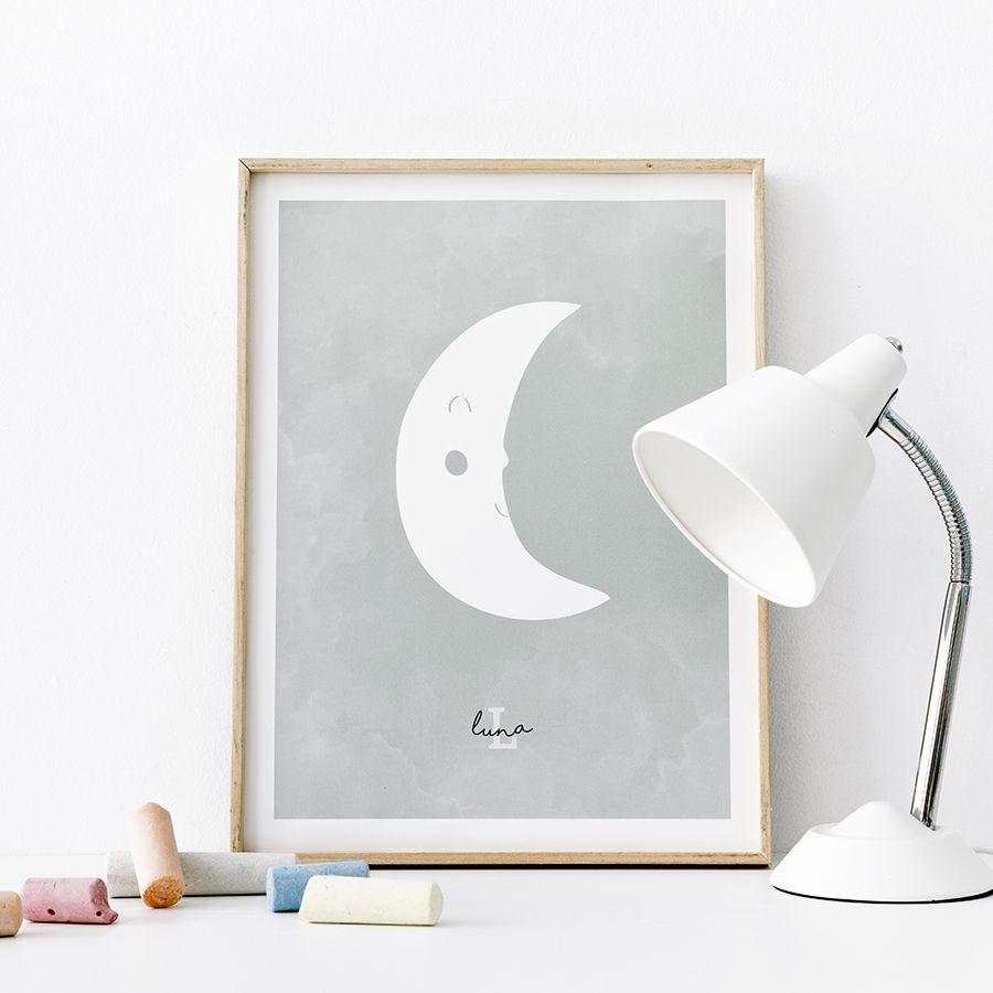 Luna lámina