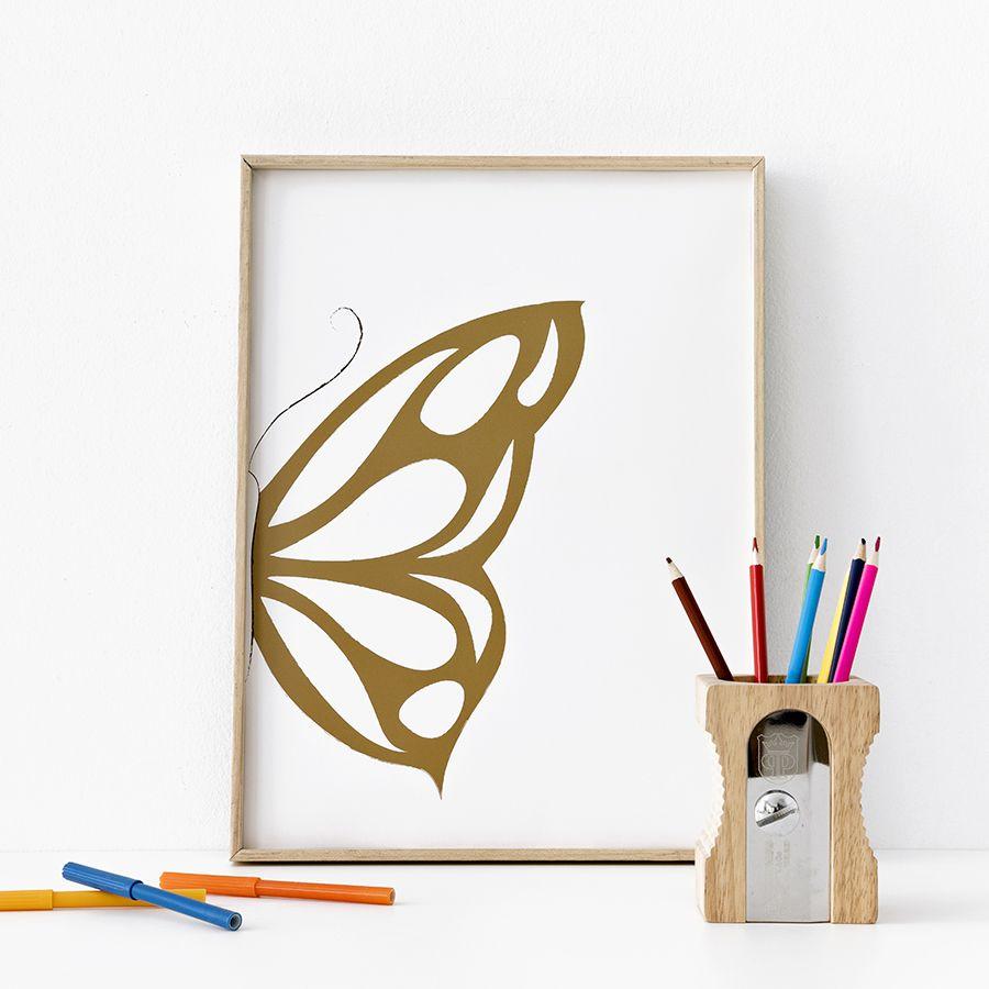 Papillon lámina