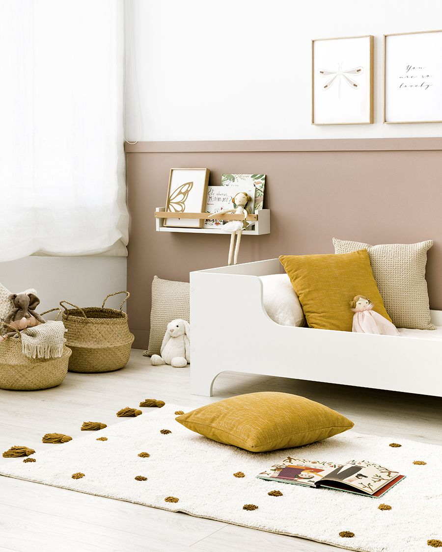 Curve cama infantil