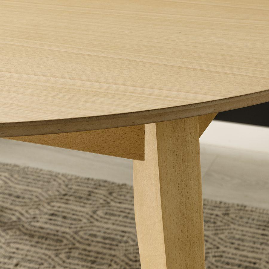 Rumba mesa extensível