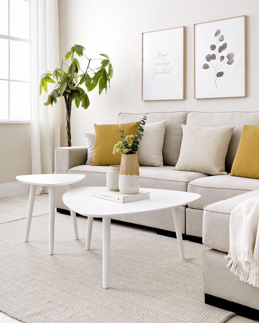 Onoh mesa de centro 48 branco