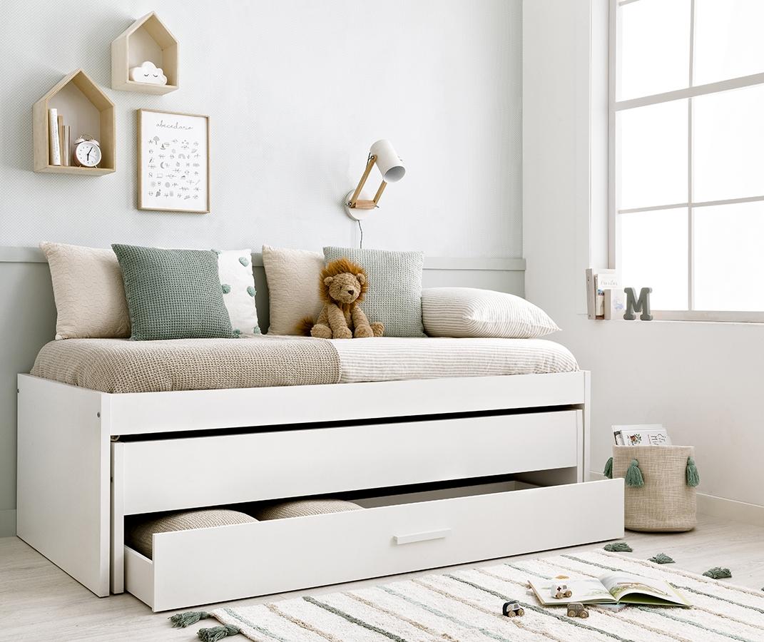 Hiba cama compacta