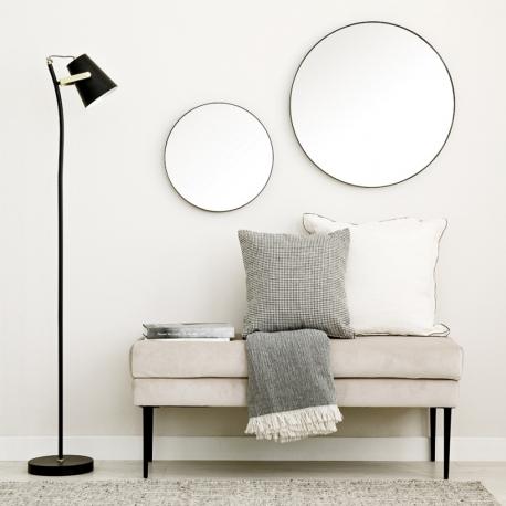 Egel espejo negro mediano