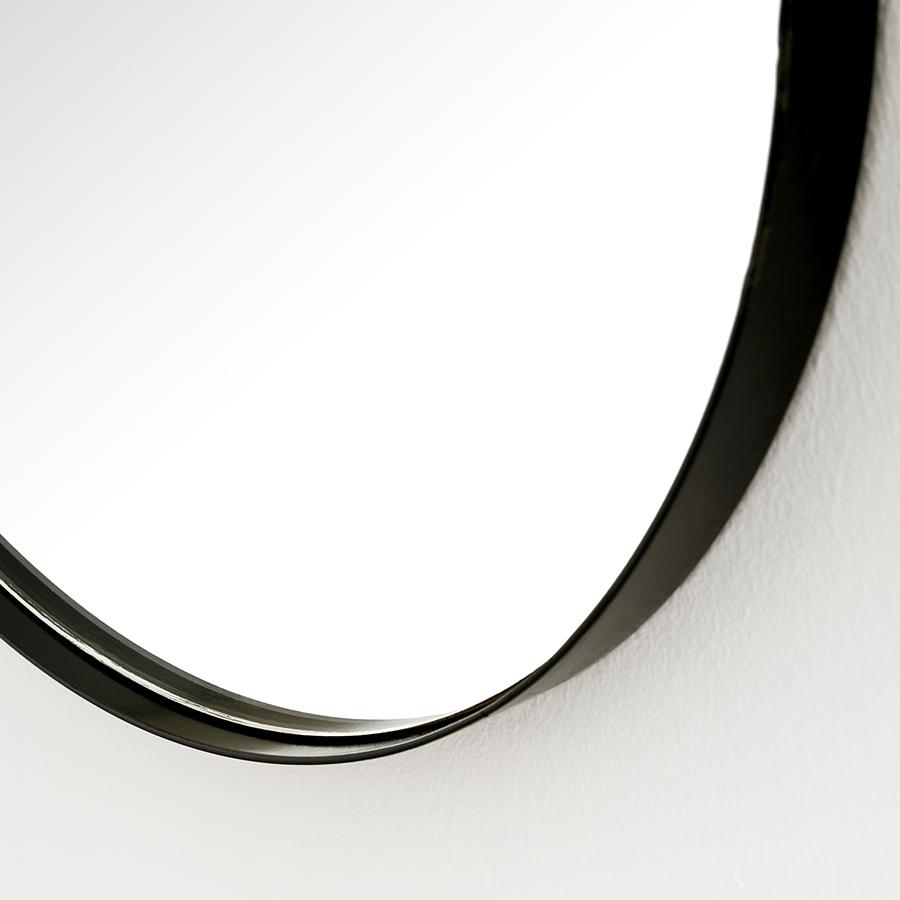 Egel espejo negro pequeño