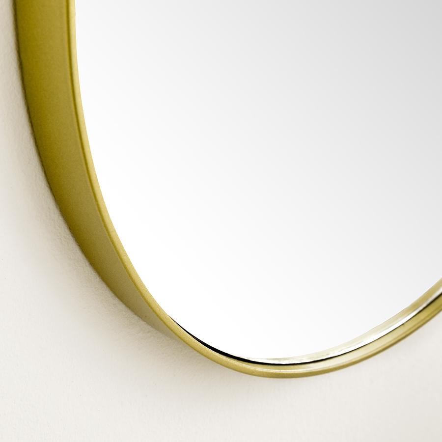 Egel espelho dourado 80