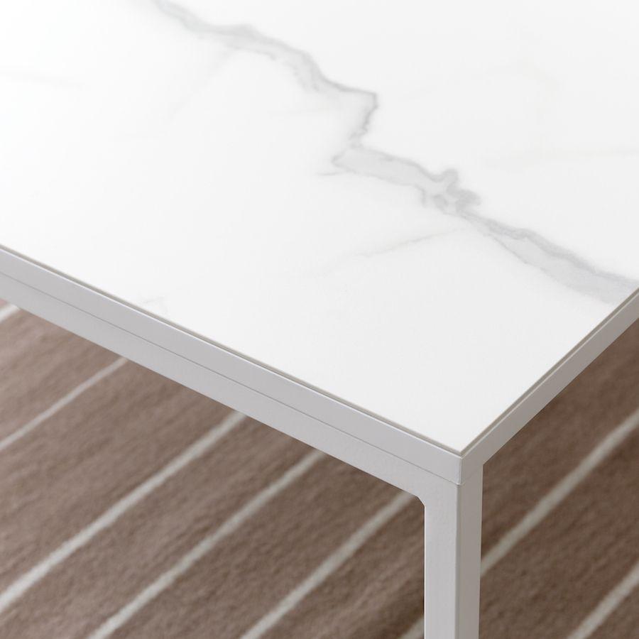 Neri mesa de centro porcelánico 90