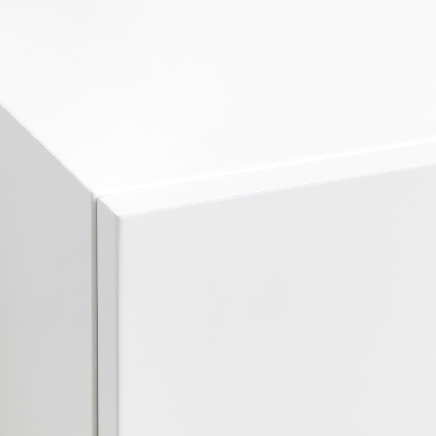 Sid mesa de cabeceira branca