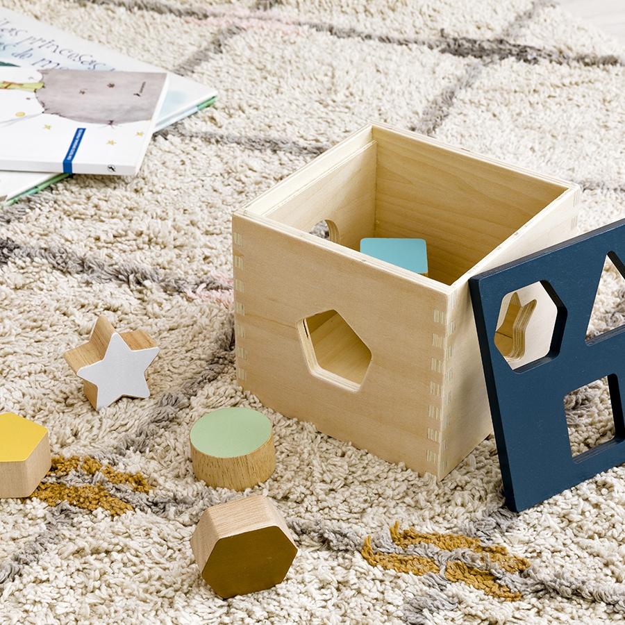Aiden caja formas