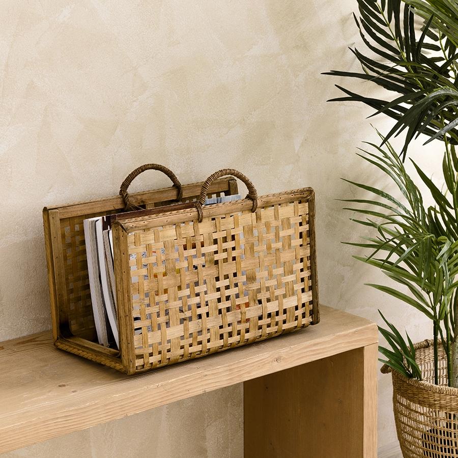 Bambu revistero