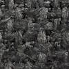 Corda 1 gris oscuro - Ribete/letra negro