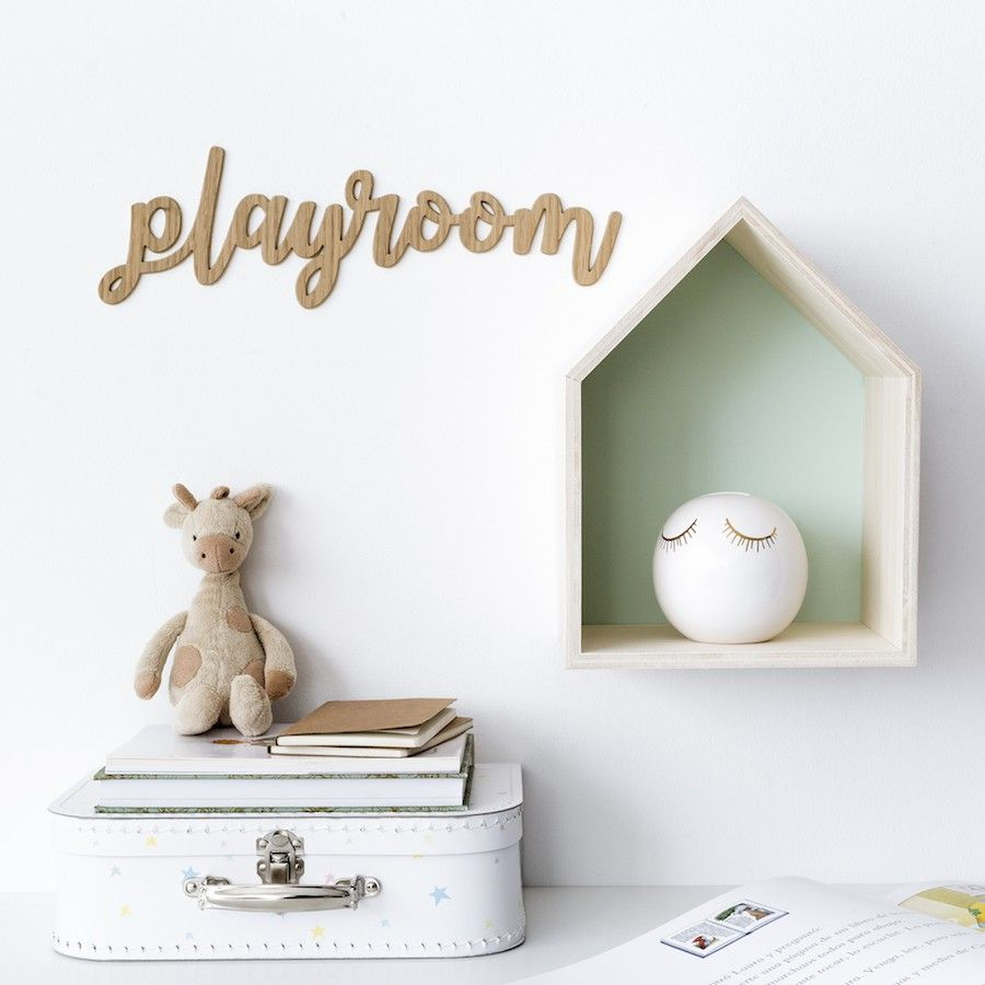 Plae Room lettere