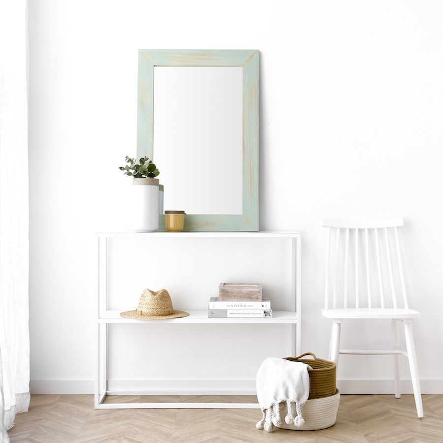 Lise specchio menta 60X90