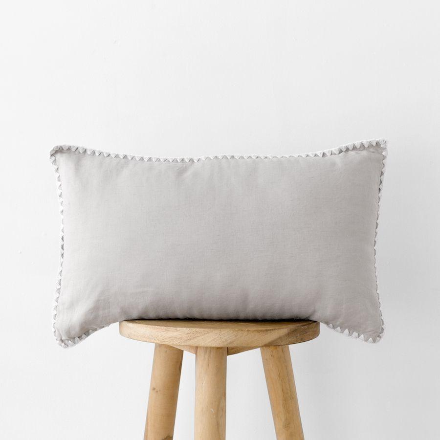 Ribb cuscino 50x30 naturale