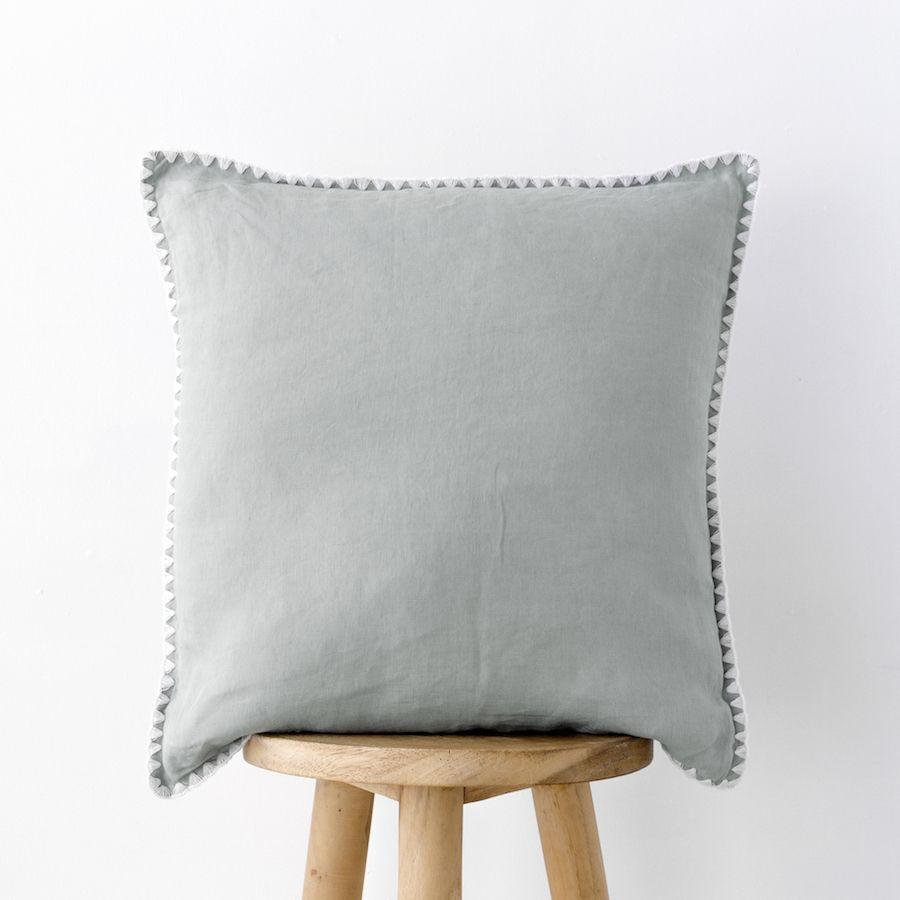 Ribb cuscino 45x45 verde