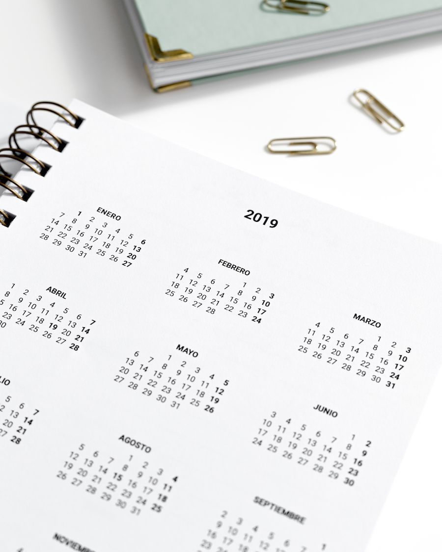 Agenda Kenay 2018-2019