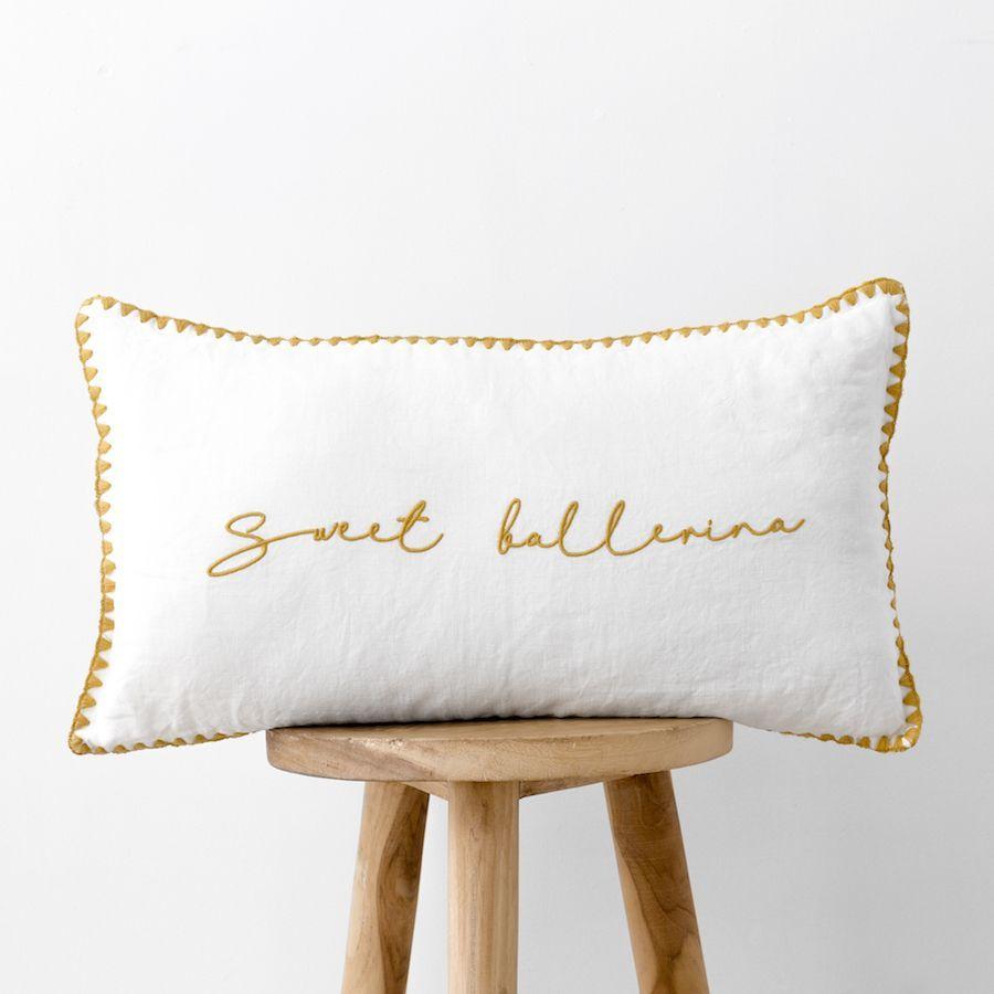 Sweet cuscino bianco