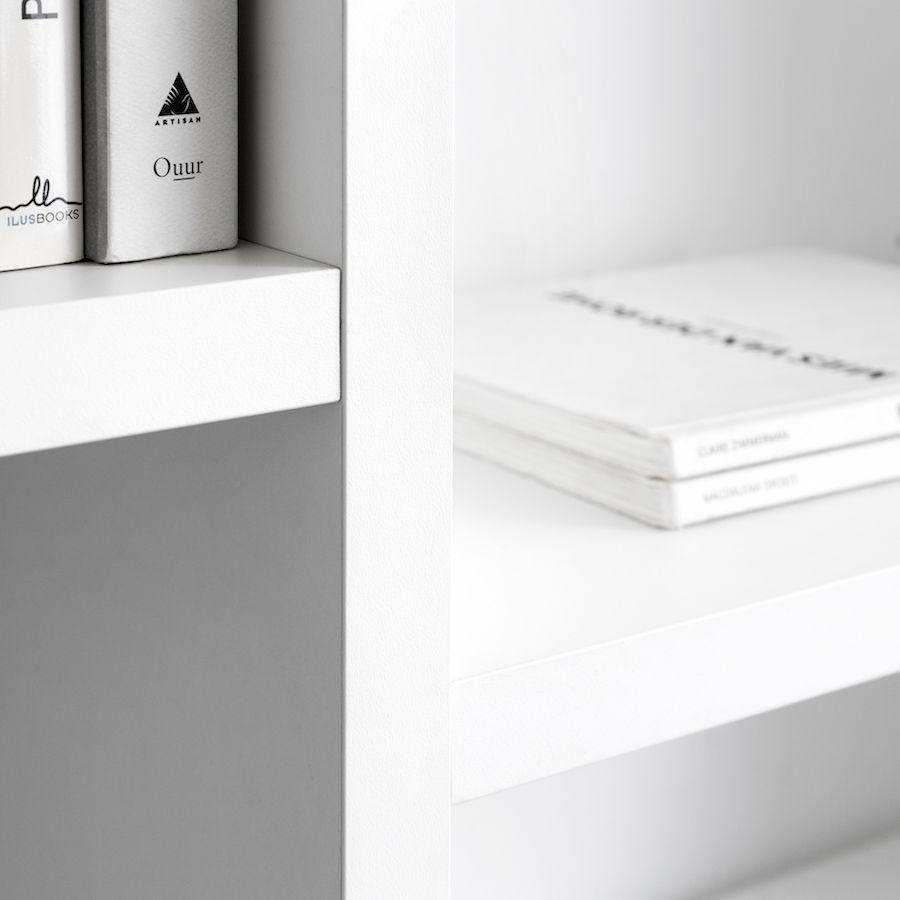 Orise estantería blanca L