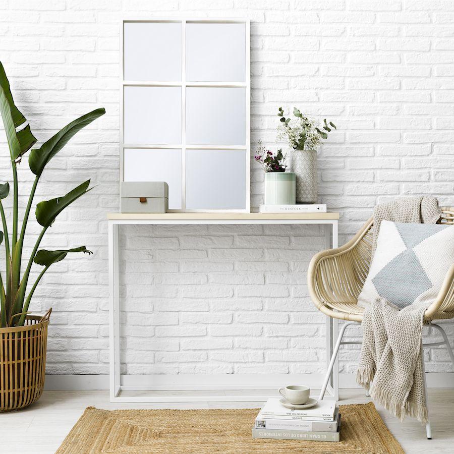 Luci espejo 60x90 Blanco