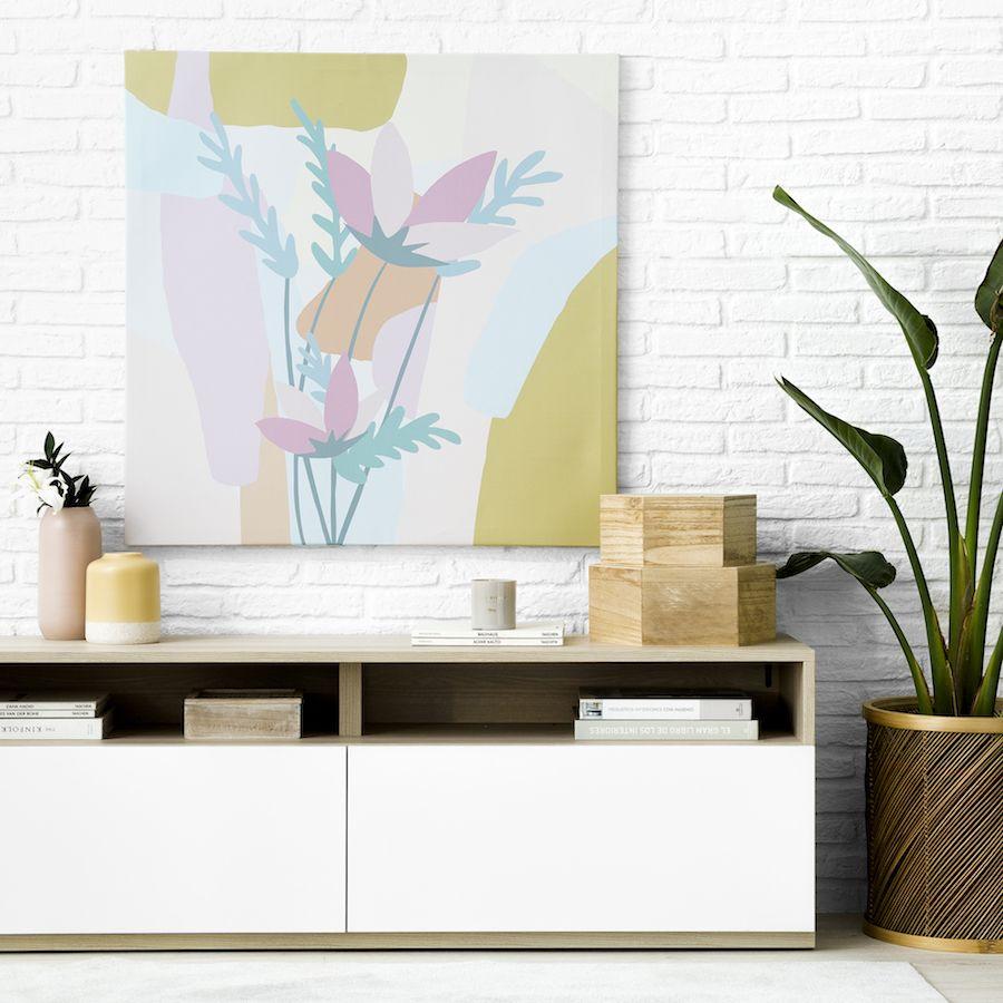 Bouquet tela