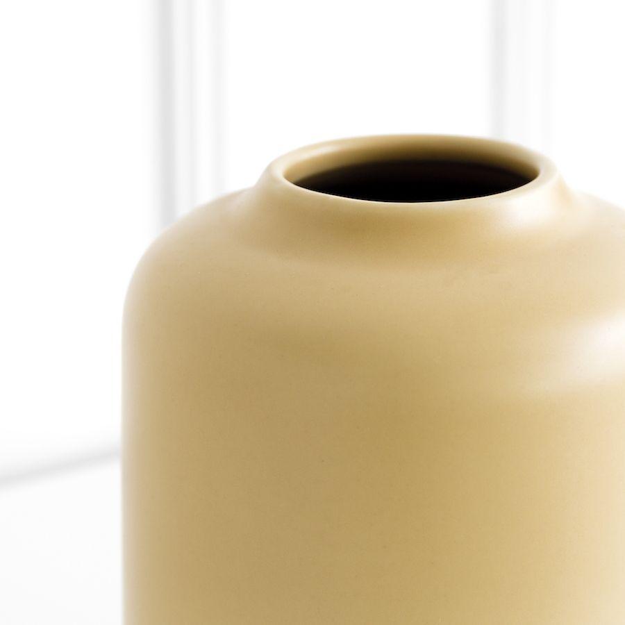Minna vaso giallo