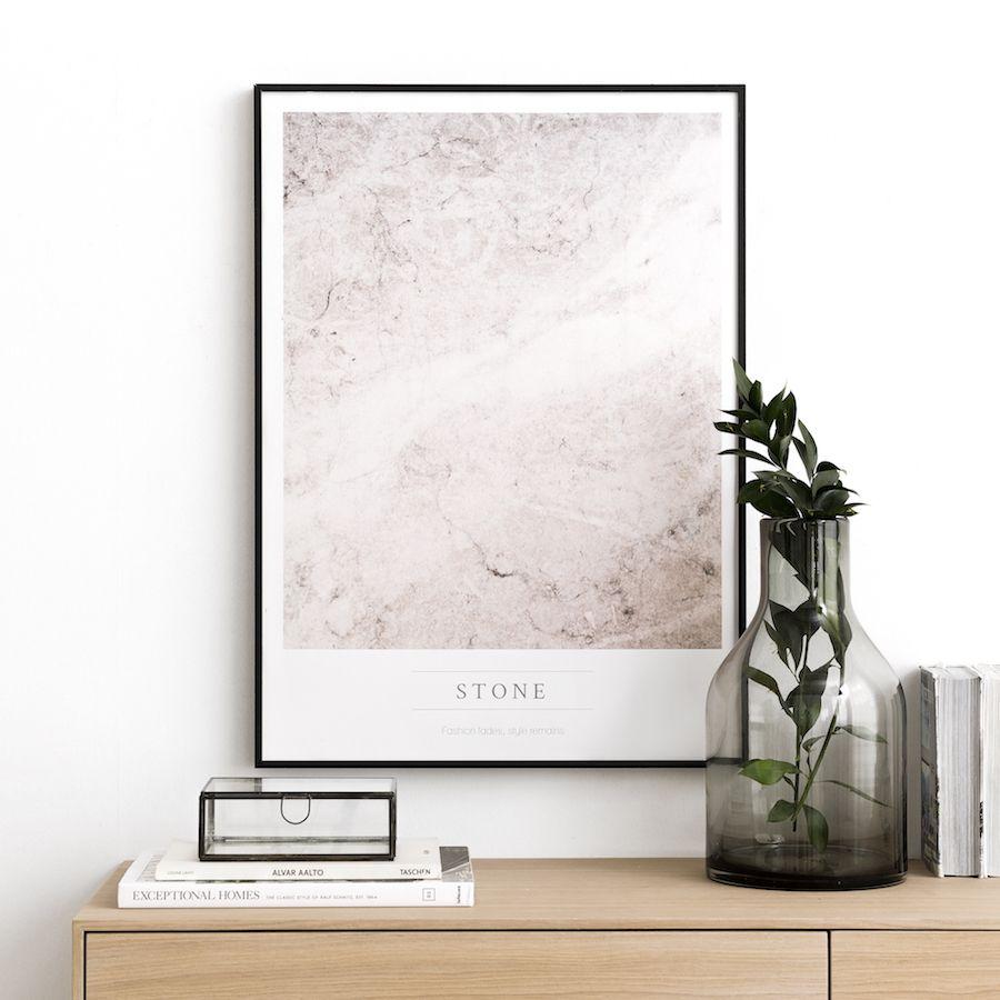 Textura Stone stampa