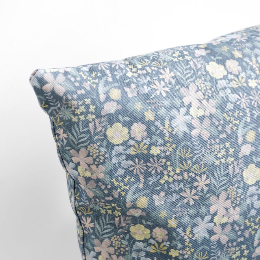 Libby cuscino azzurro