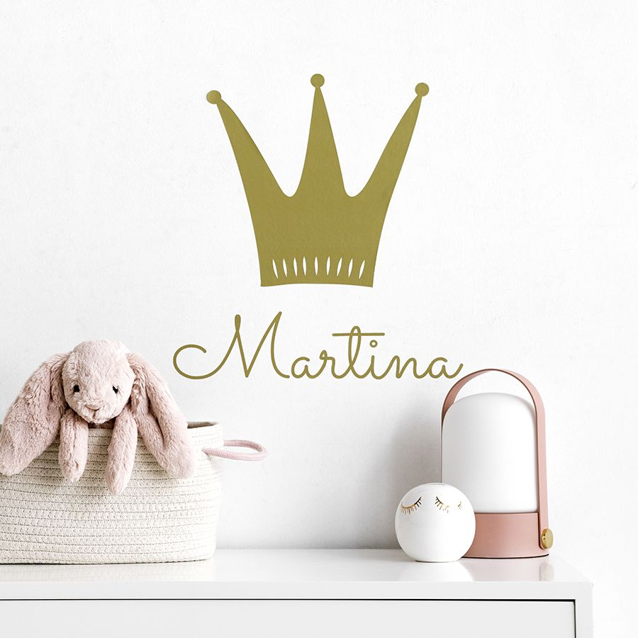 Crown stampa personalizabile