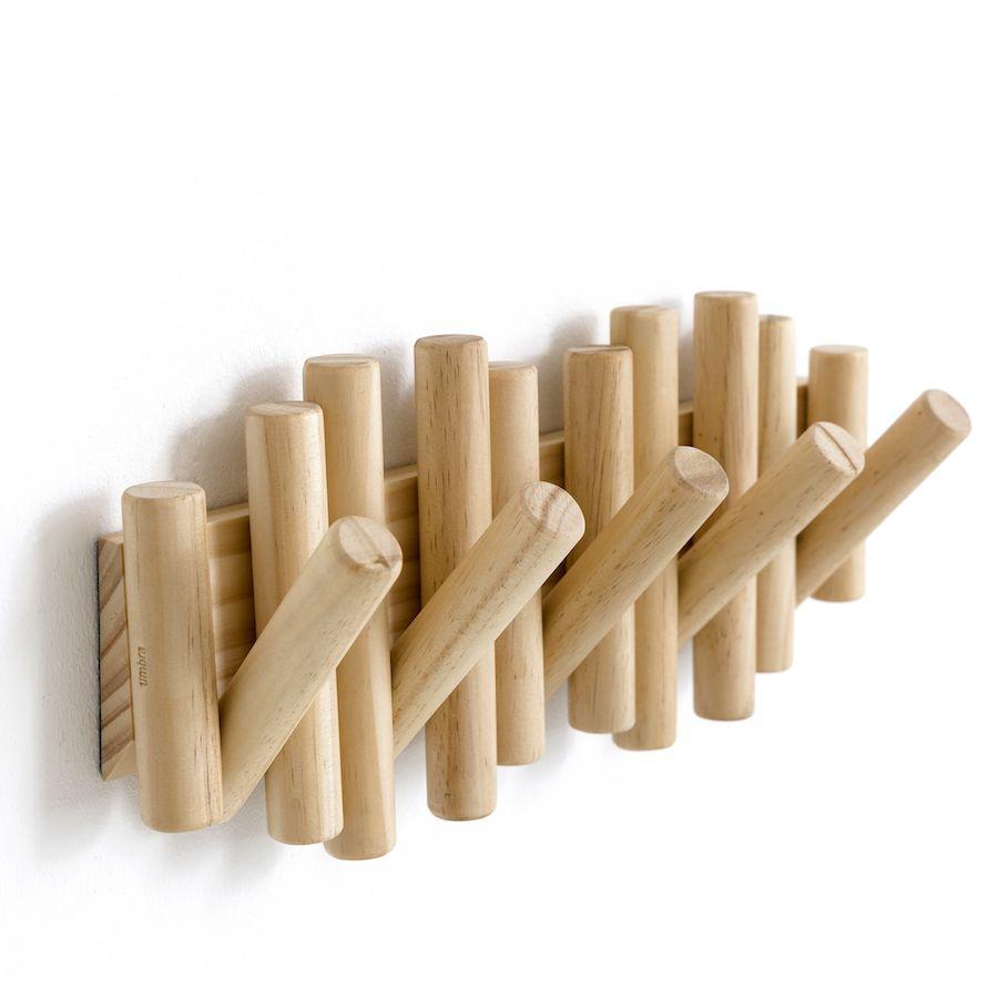 Wood appendiabiti