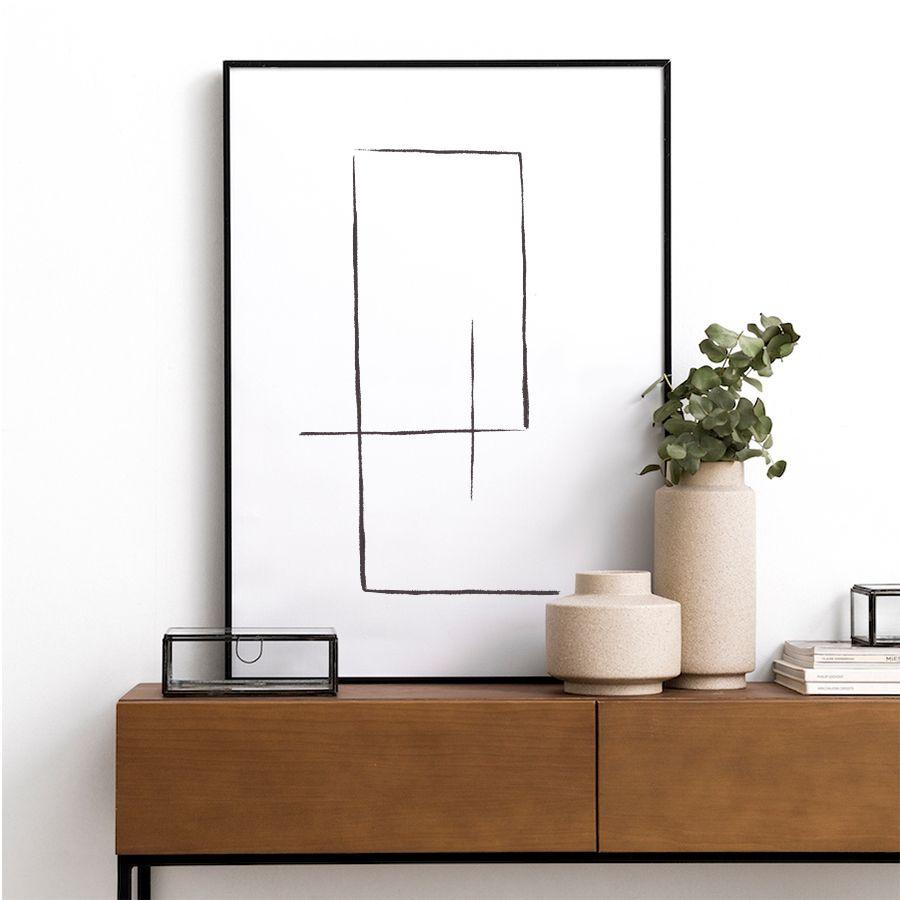 Draw lines lámina