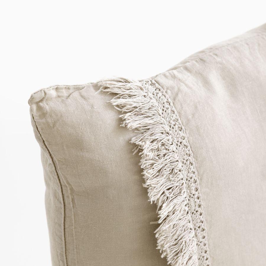 Aline cuscino 45x45 grigio