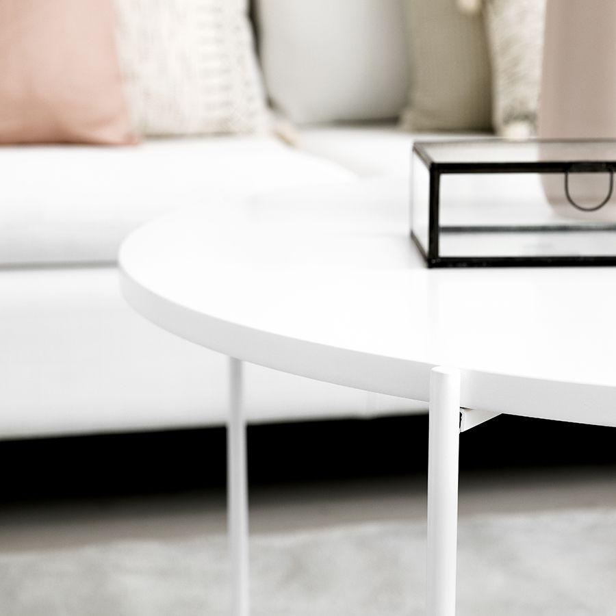 Adis tavolo da centro bianco